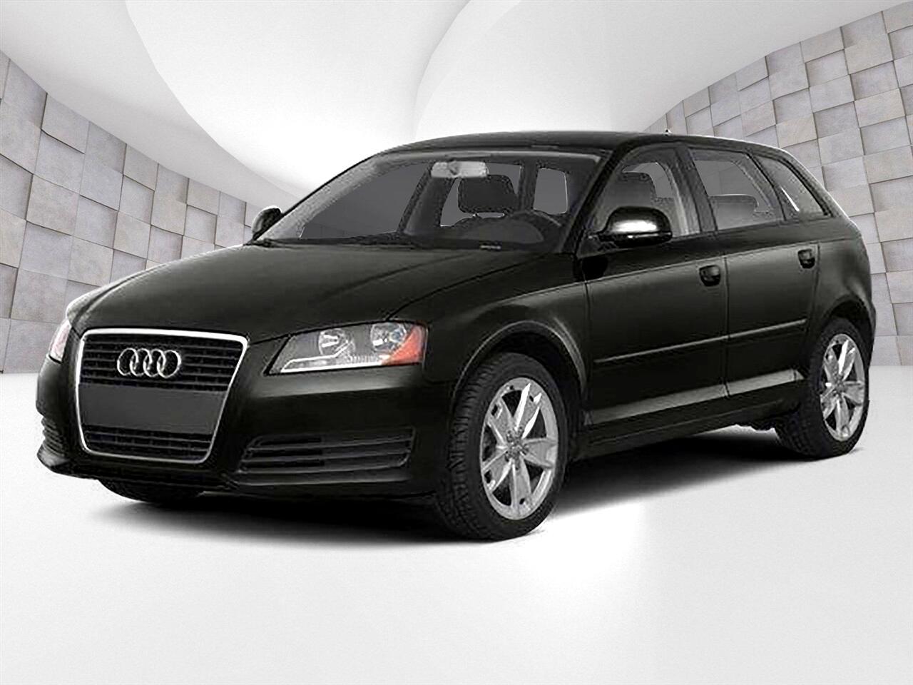 Audi A3 4dr HB S tronic FrontTrak 2.0 TDI Premium Plus 2013