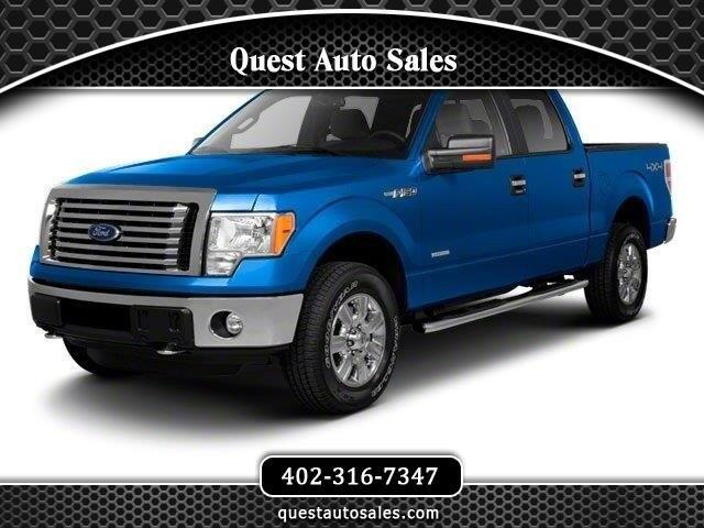 "Ford F-150 2WD SuperCrew 145"" XL 2010"