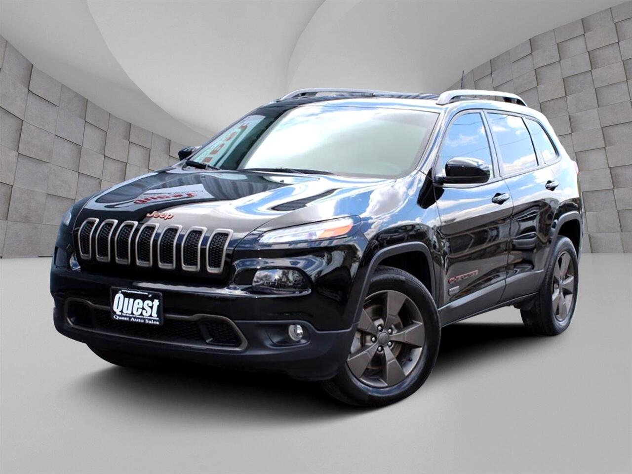 Jeep Cherokee Latitude 4WD 2017
