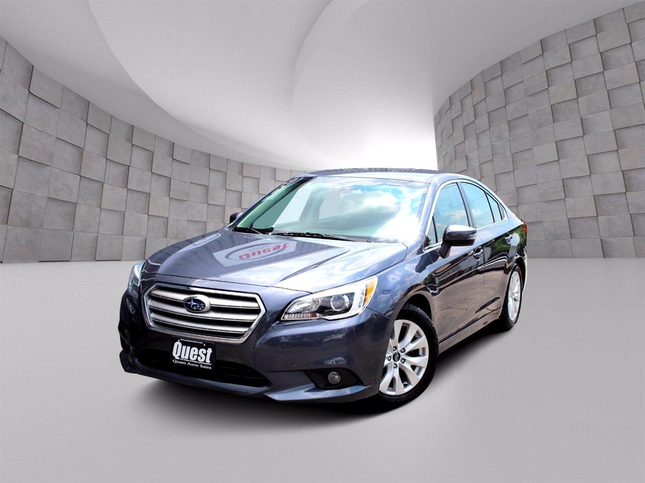 Subaru Legacy 2.5i Premium 2017