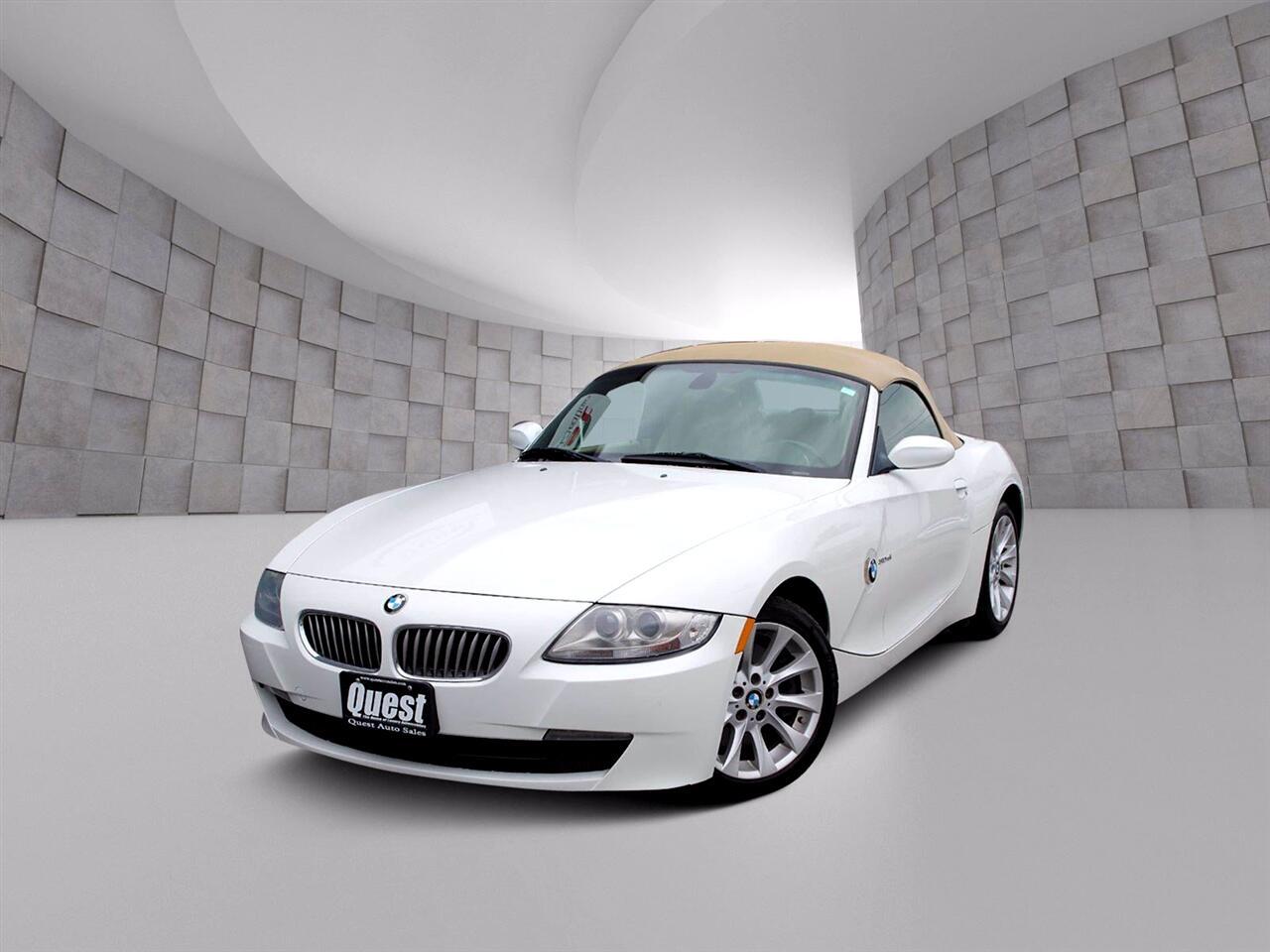 BMW Z4 Roadster 3.0si 2007