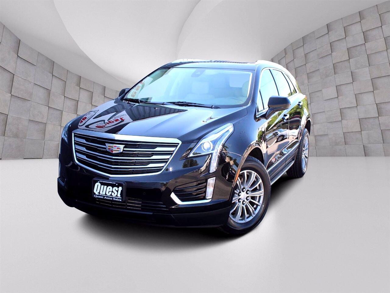 Cadillac XT5 Luxury 2017