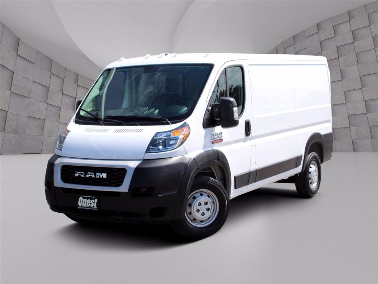 RAM Promaster 1500 Low Roof 136-in. WB 2020