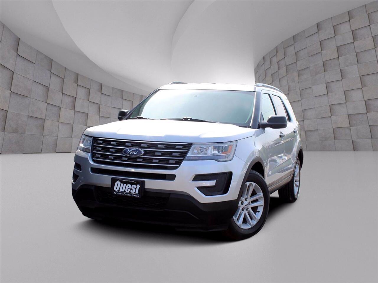 Ford Explorer Base 4WD 2017