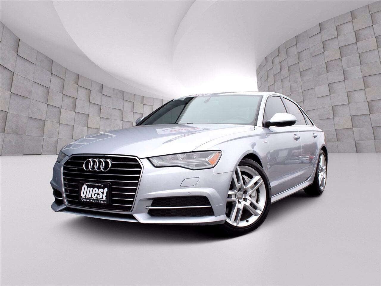 Audi A6 2.0T Premium quattro 2017