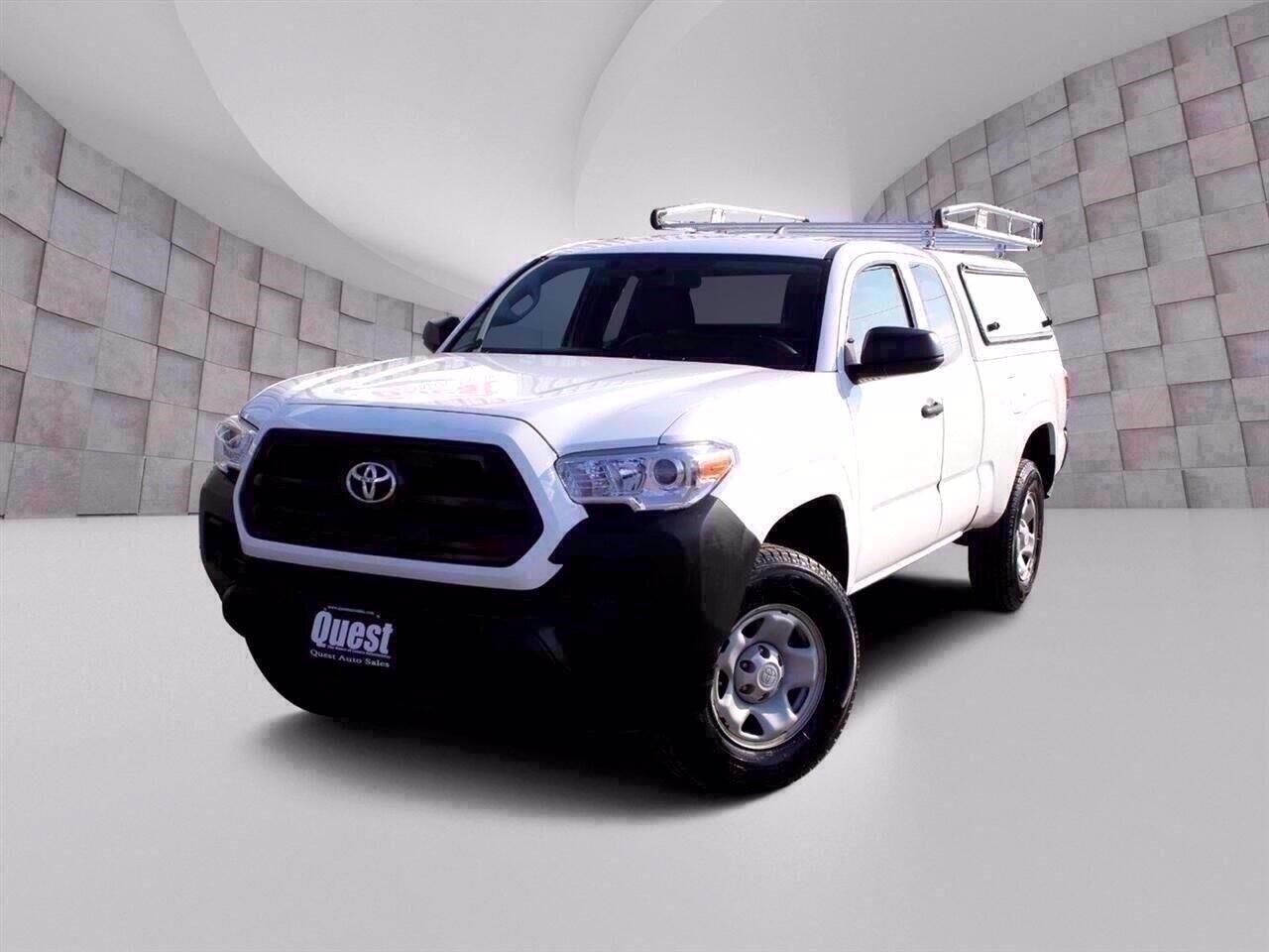 Toyota Tacoma SR5 Access Cab I4 6AT 2WD 2016