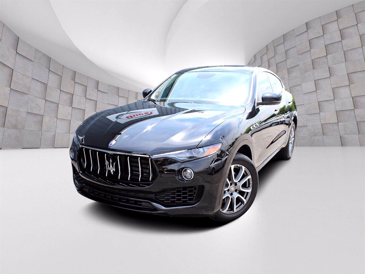 Maserati Levante 3.0L 2019