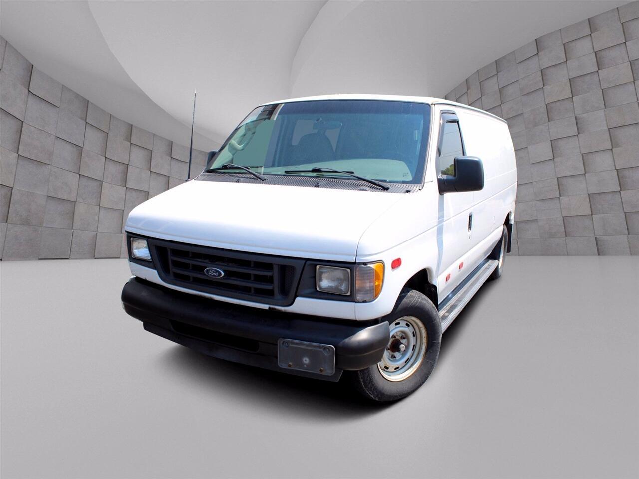 Ford Econoline Cargo Van E-150 2003
