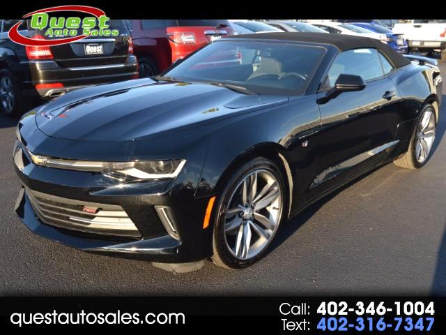 2017 Chevrolet Camaro LT RS COUPE