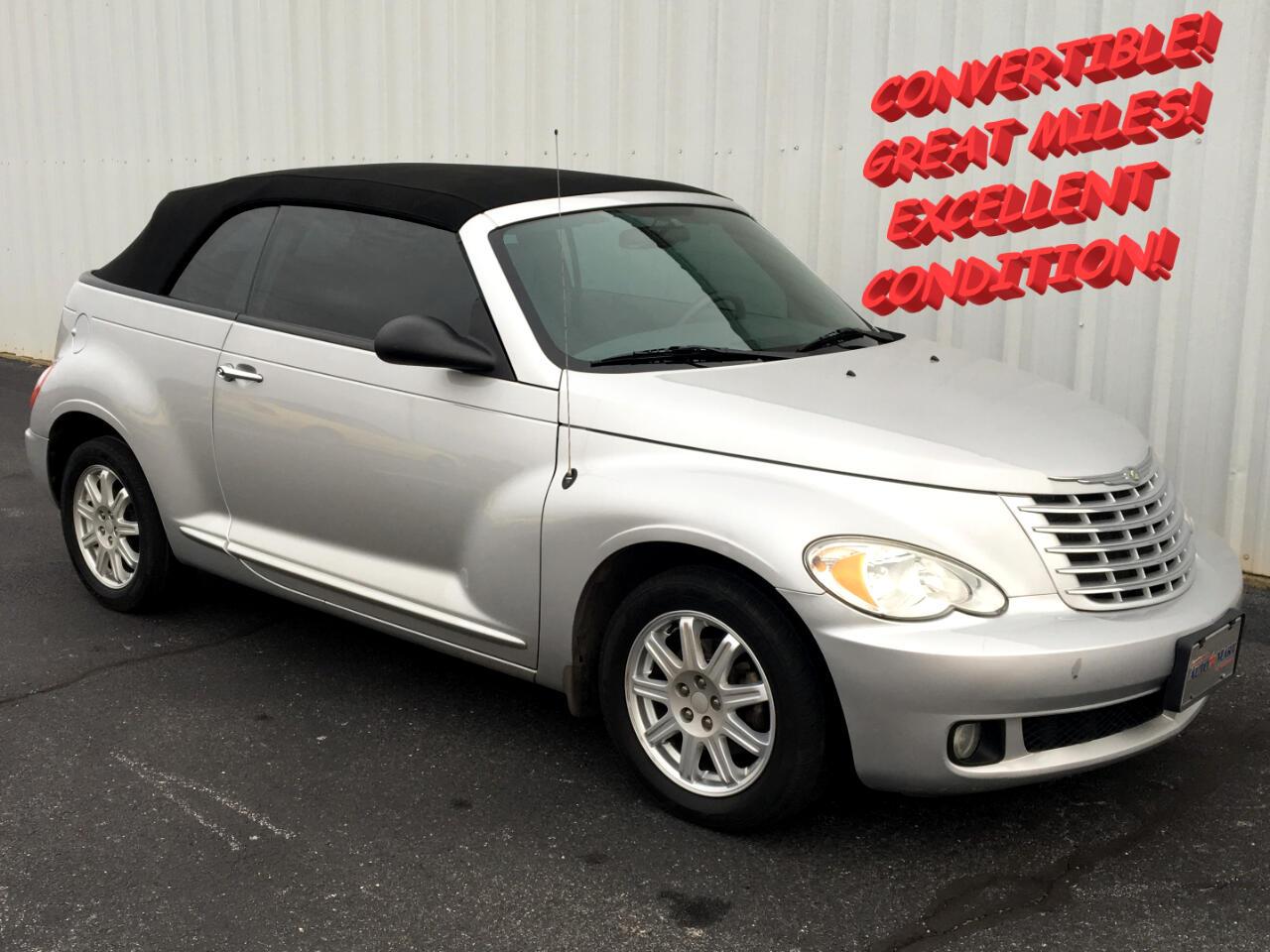 2007 Chrysler PT Cruiser 2dr Conv Touring