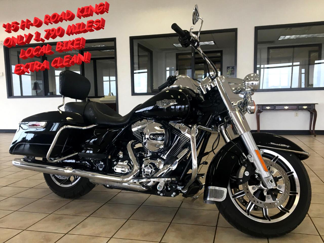 2015 Harley-Davidson Road King Classic