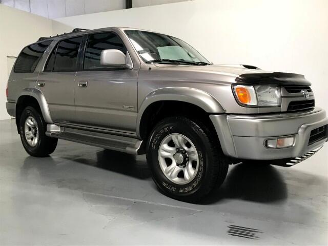 2002 Toyota 4Runner SR5 4WD