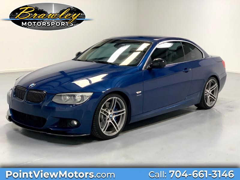 2011 BMW 3-Series 335i Convertible - SULEV