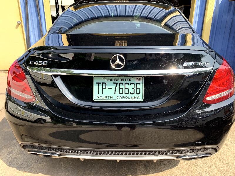 2016 Mercedes-Benz C-Class C450 AMG 4MATIC
