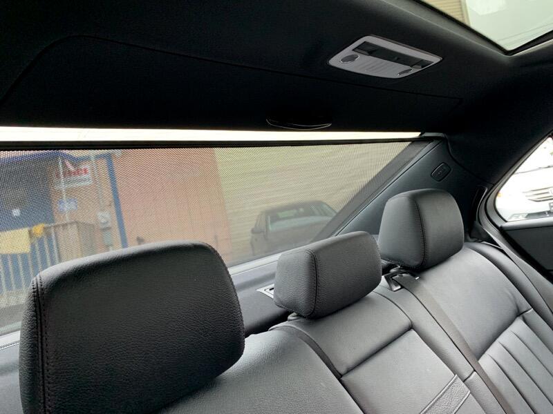 2012 Mercedes-Benz E-Class E550 Sedan 4MATIC