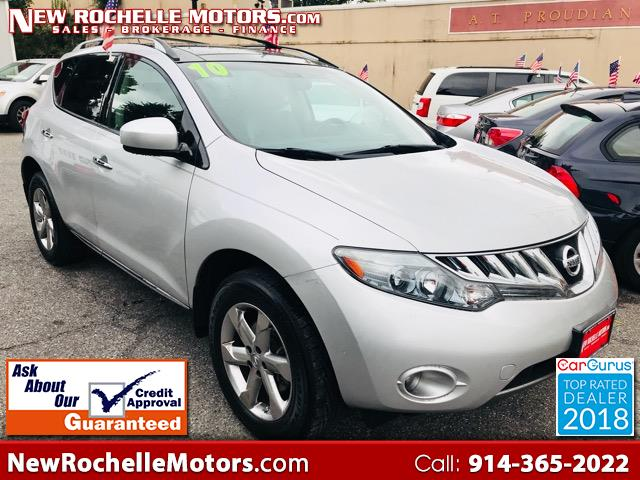 Used 2010 Nissan Murano For Sale In New Rochelle, NY 10801 New Rochelle  Motors