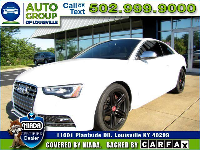 2014 Audi S5 Coupe 3.0 TFSI Premium Plus