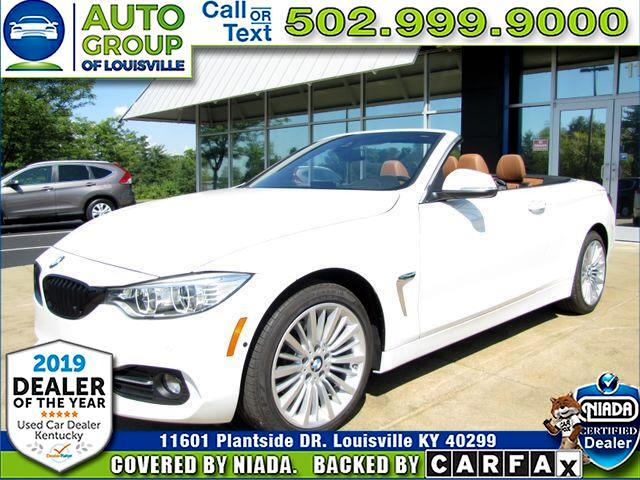 2016 BMW 4 Series 428i xDrive Convertible