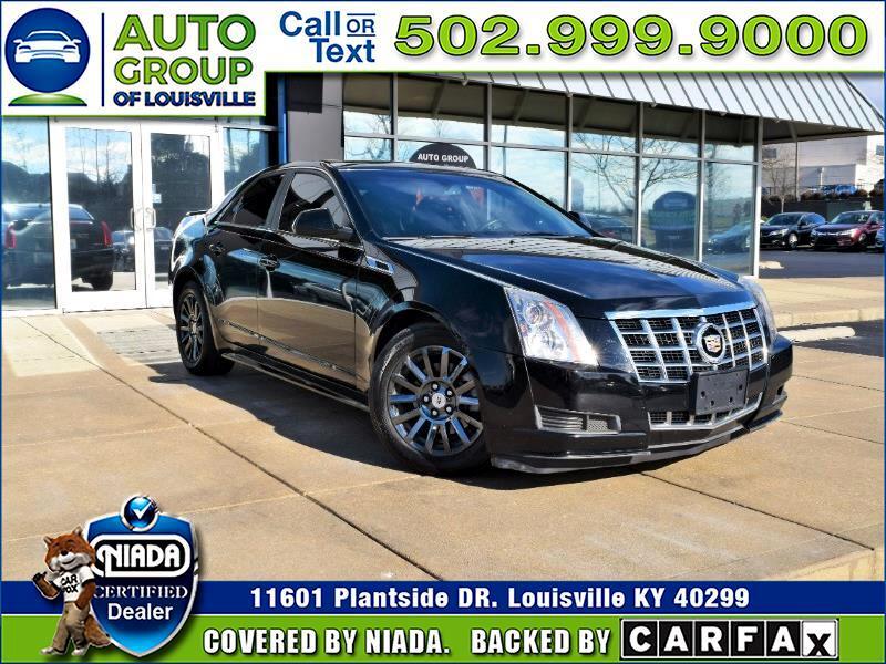 2013 Cadillac CTS Sedan 3.0 Luxury AWD