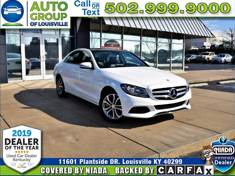 2016 Mercedes-Benz C-Class C 300 Luxury 4MATIC