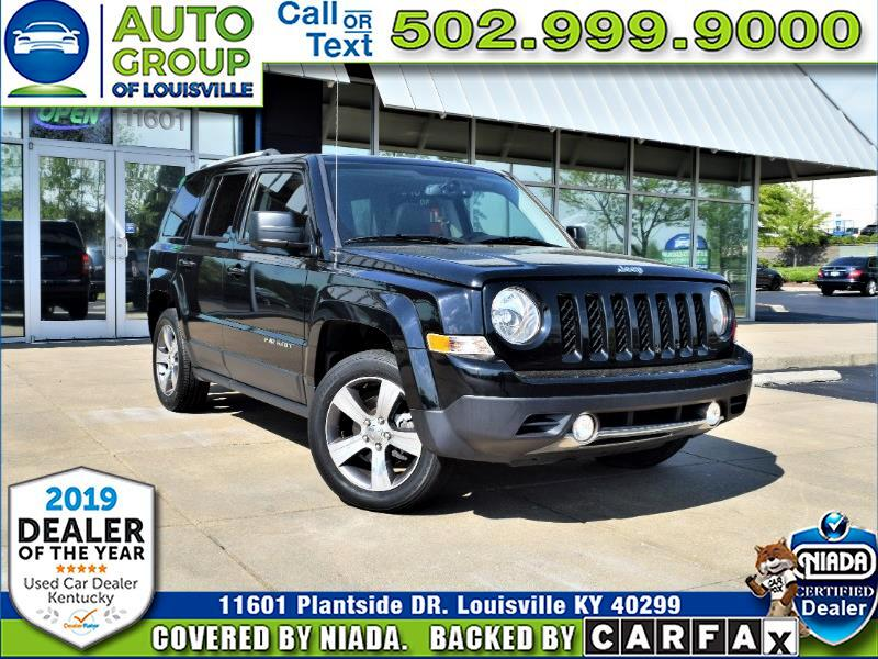2016 Jeep Patriot High Altitude FWD