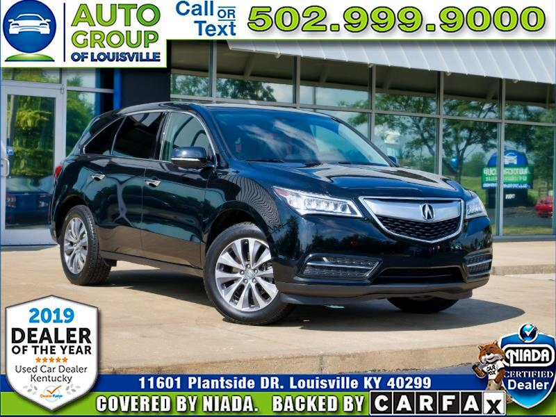 2014 Acura MDX SH-AWD W/ TECH PACKAGE