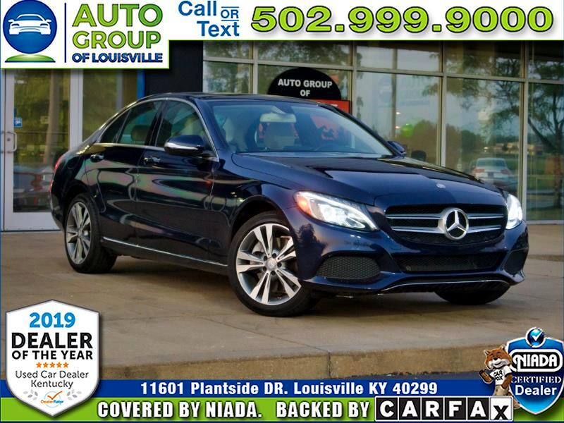 2015 Mercedes-Benz C-Class C300 Luxury 4MATIC
