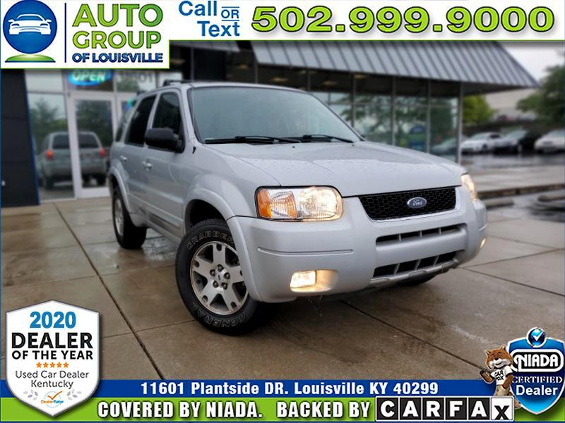 "Ford Escape 4dr 103"" WB Limited 4WD 2003"