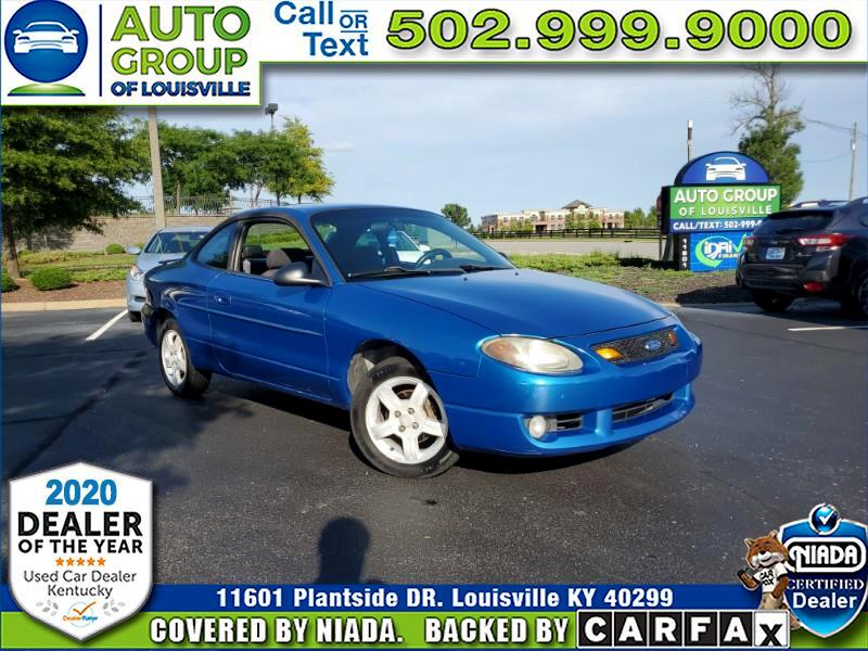 Ford ZX2  2003