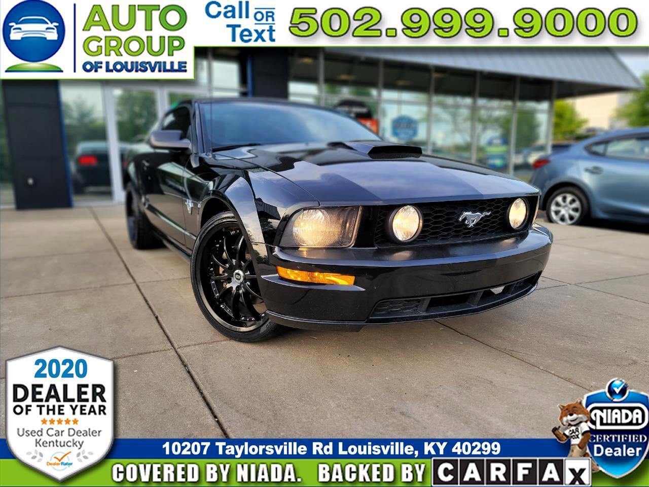 Ford Mustang GT Premium 2009