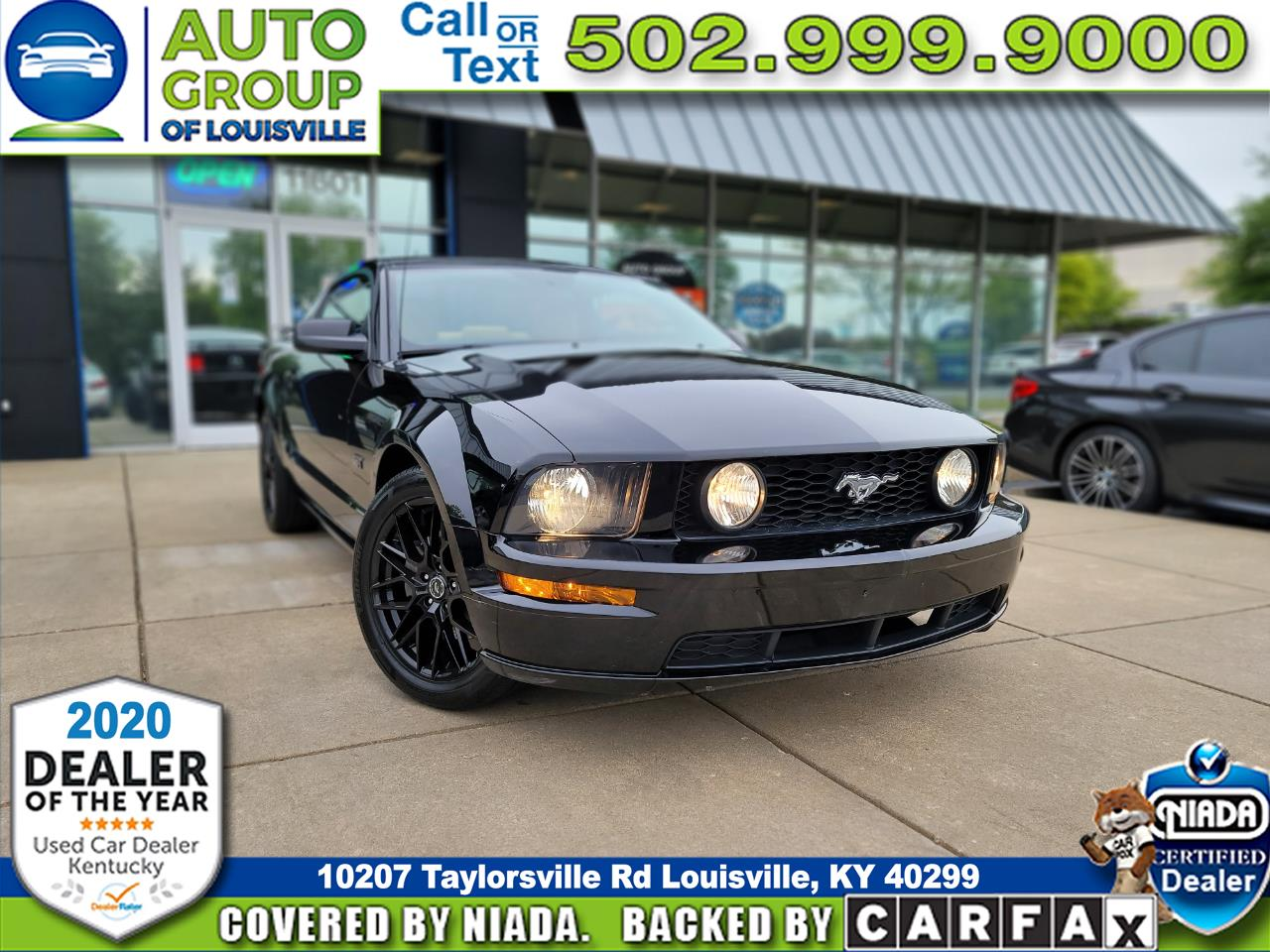 Ford Mustang GT Premium 2D Coupe 2007