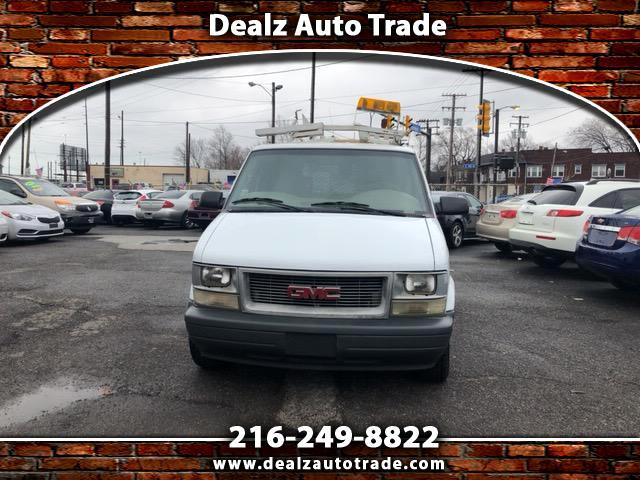 2000 GMC Safari Cargo Van AWD