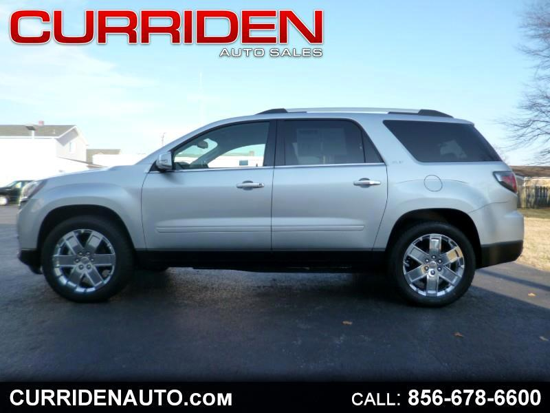 2017 GMC Acadia Limited SLT