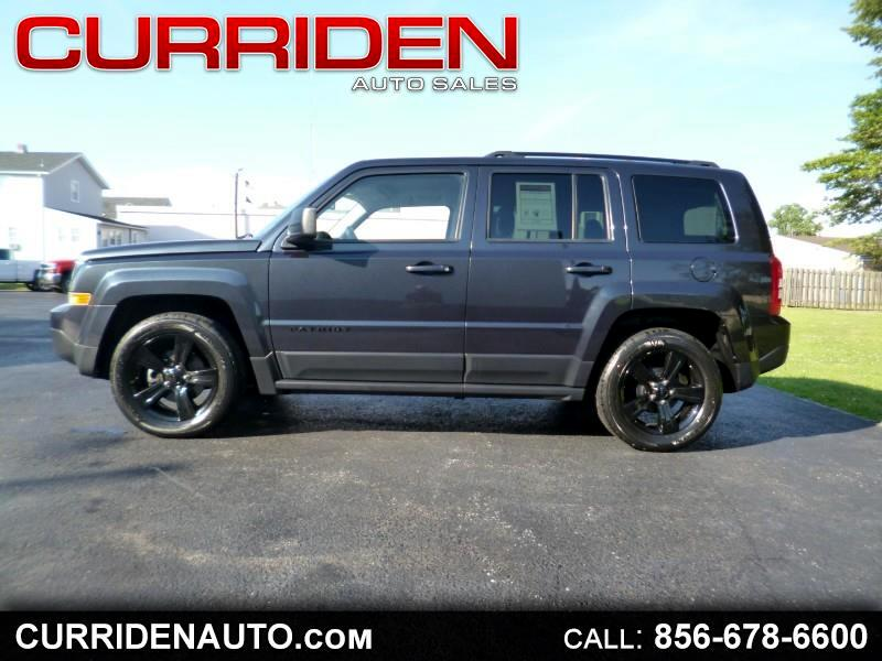 2014 Jeep Patriot Altitude FWD
