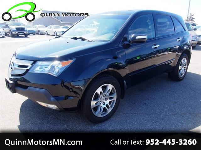 2008 Acura MDX 4dr SUV AT