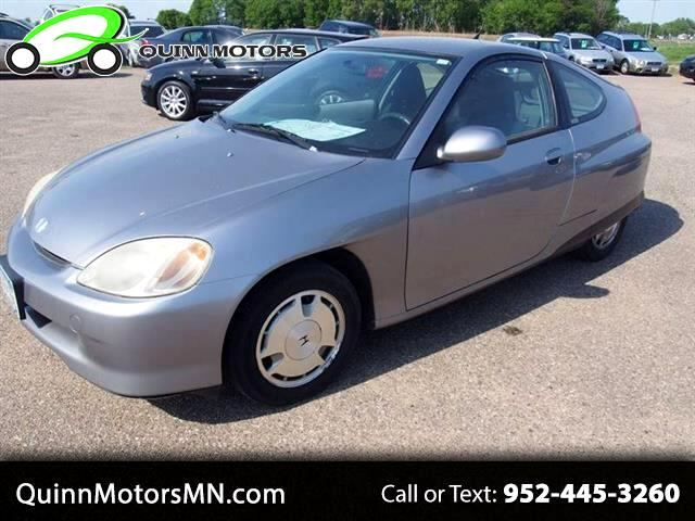 2002 Honda Insight Hatchback with A/C and CVT