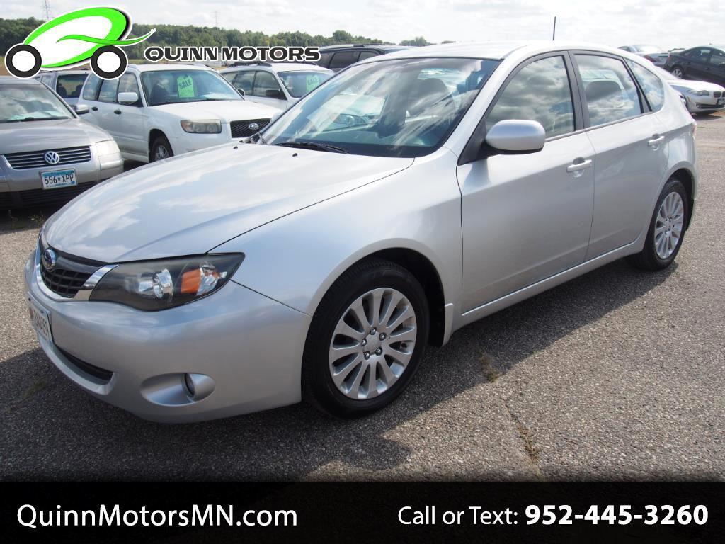 2008 Subaru Impreza Wagon (Natl) 5dr Auto i w/Premium Pkg