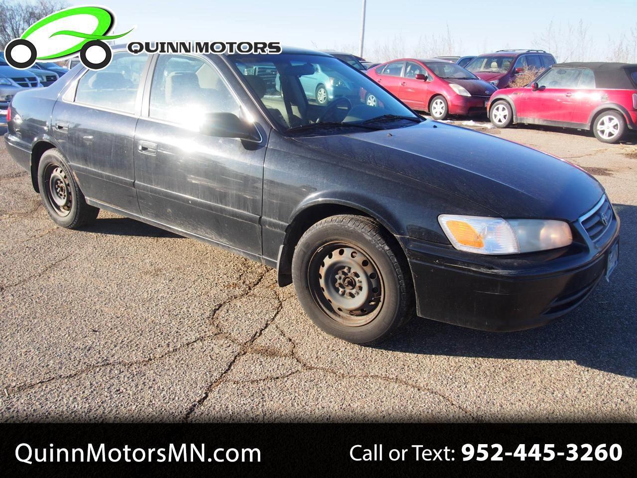 2000 Toyota Camry 4dr Sdn XLE Auto