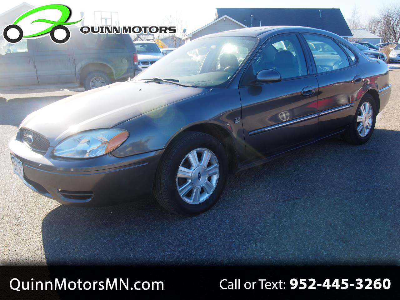 2004 Ford Taurus 4dr Sdn SEL