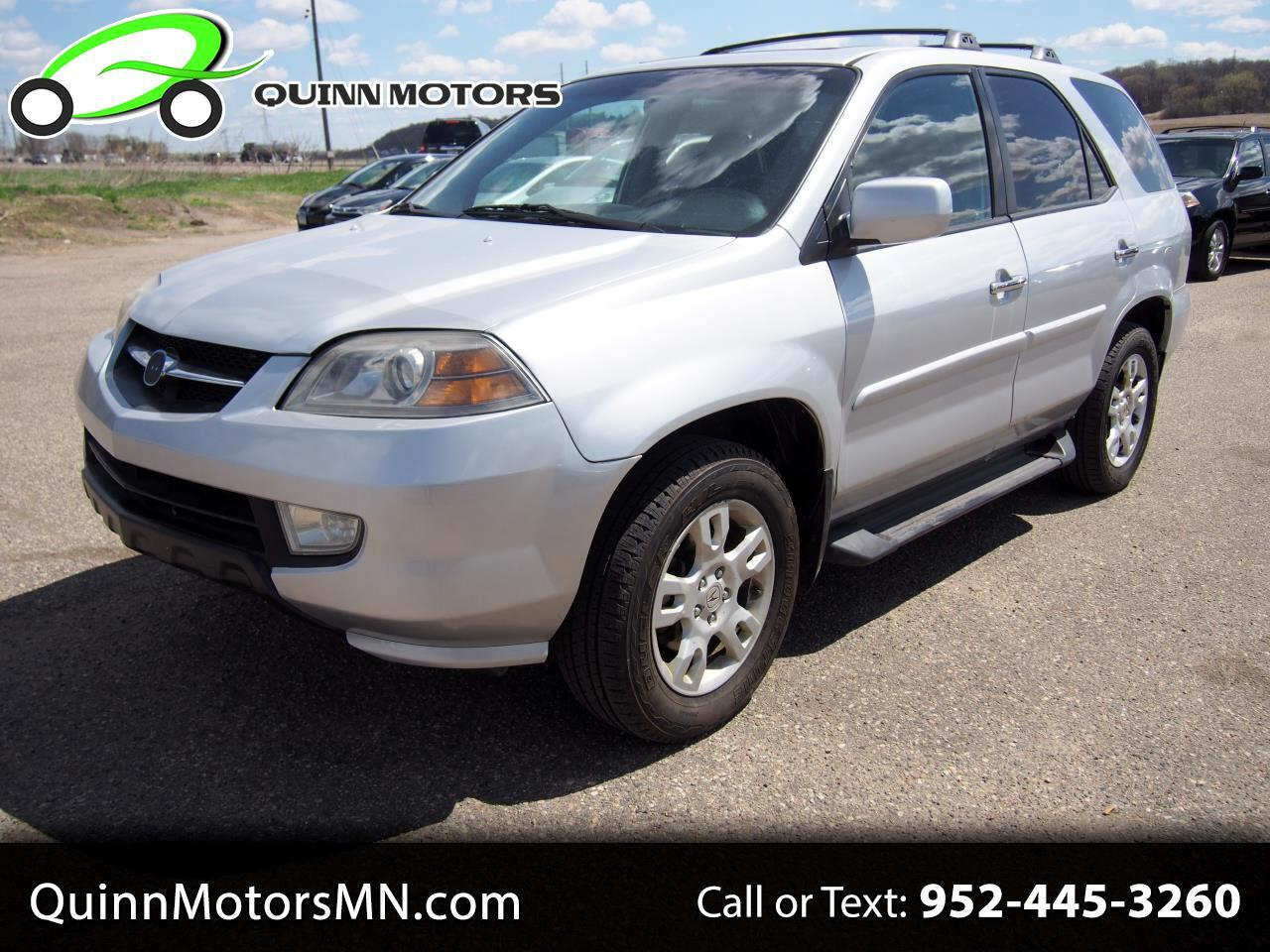 2004 Acura MDX 4dr SUV Touring Pkg RES
