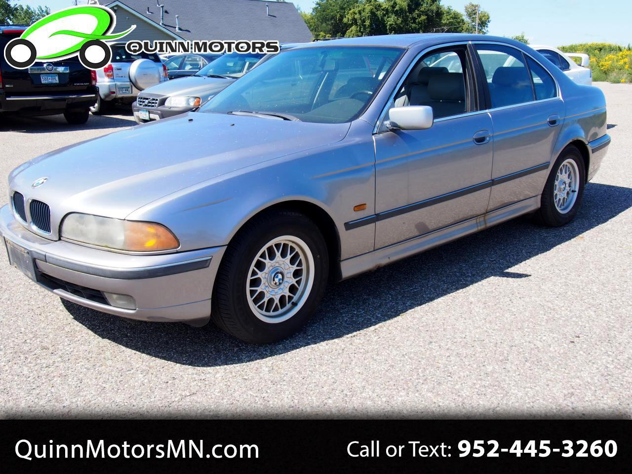 1998 BMW 5 Series 528IA 4dr Sdn Auto
