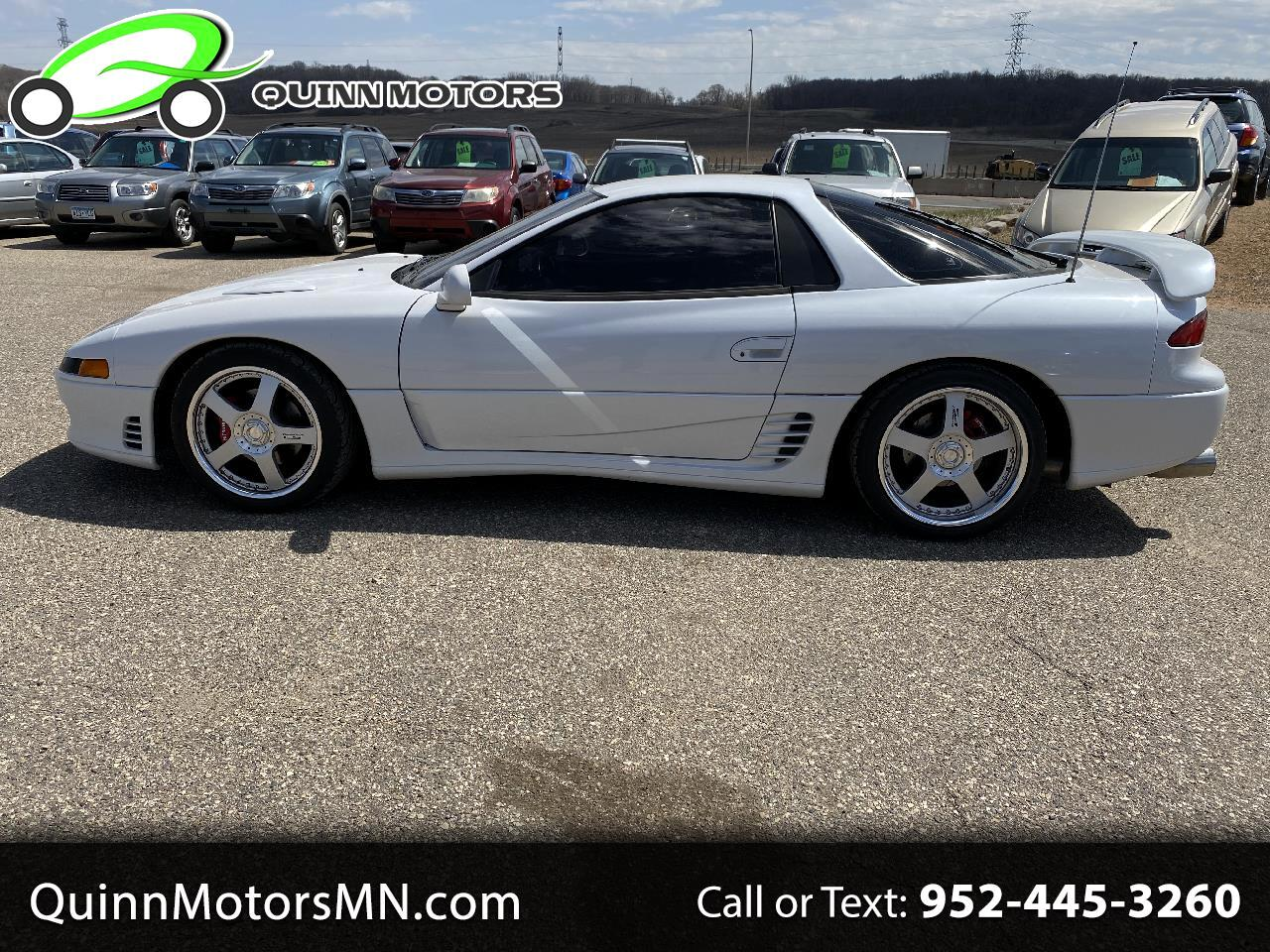 Mitsubishi 3000GT 2dr Coupe VR-4 Twin Turbo 1992
