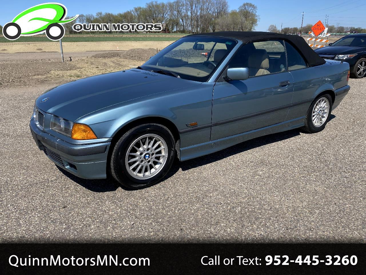 BMW 3-Series 2dr Convertible 1996