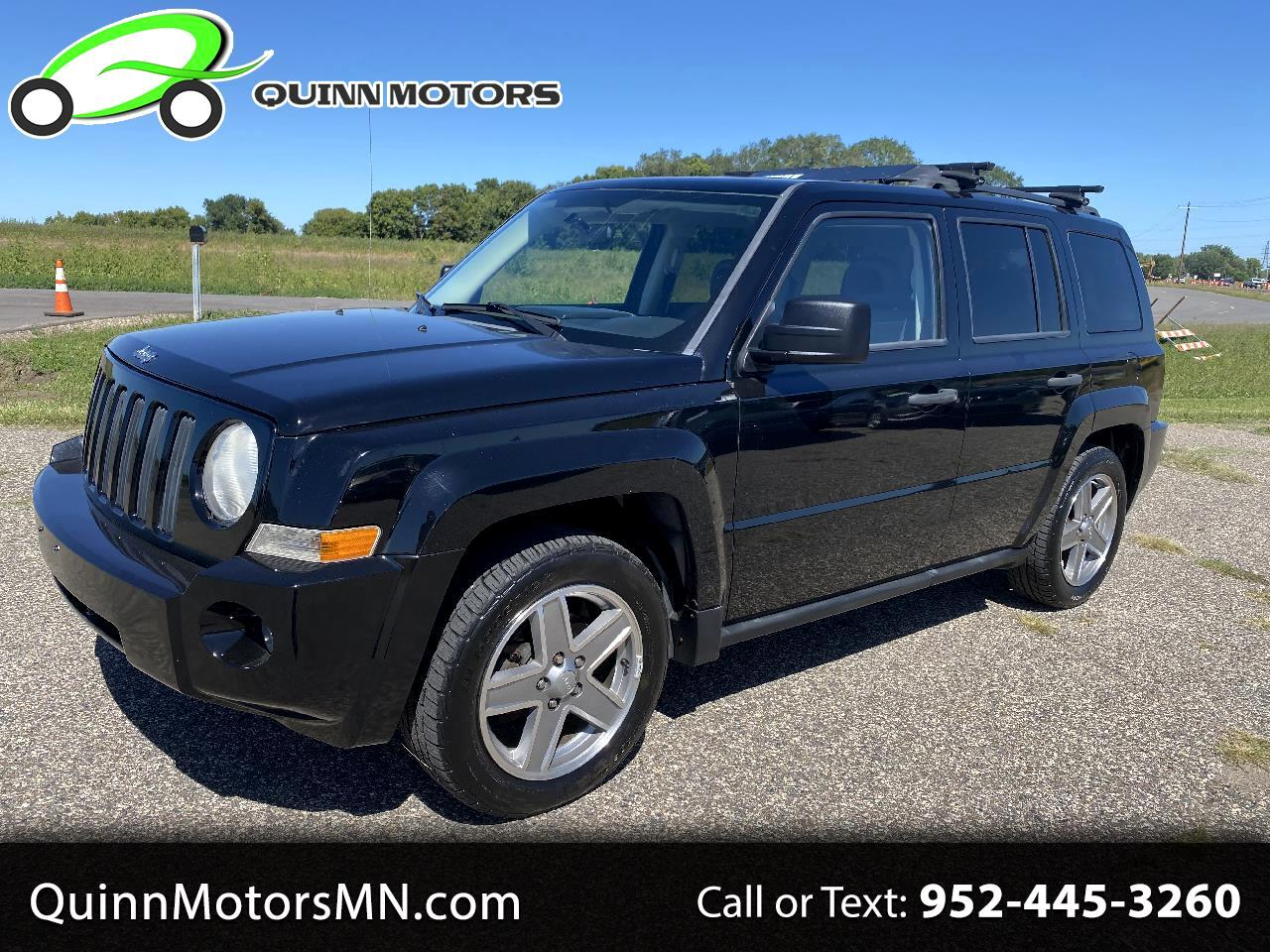 Jeep Patriot 4WD 4dr Sport 2007