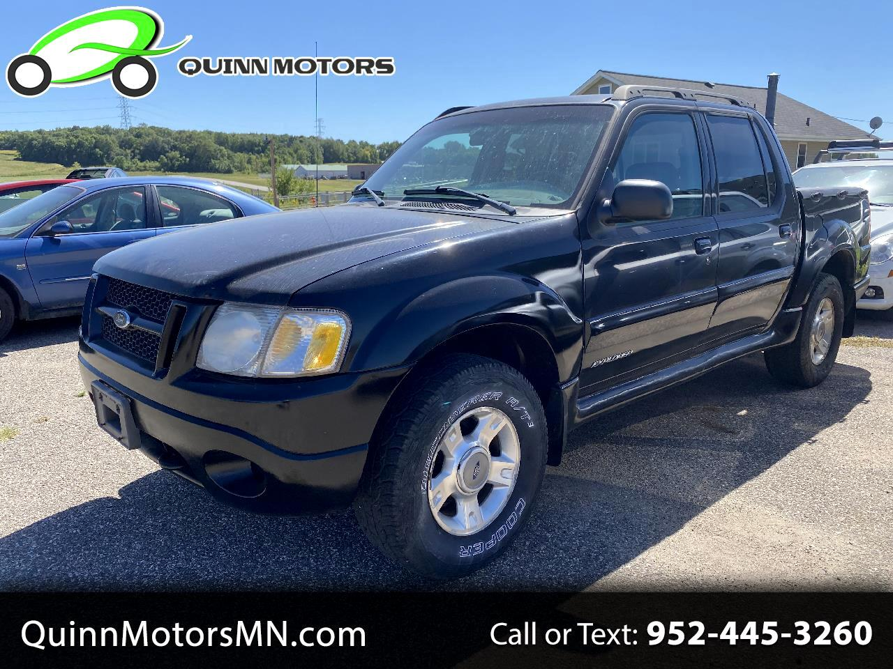 "Ford Explorer Sport Trac 4dr 126"" WB 4WD 2001"
