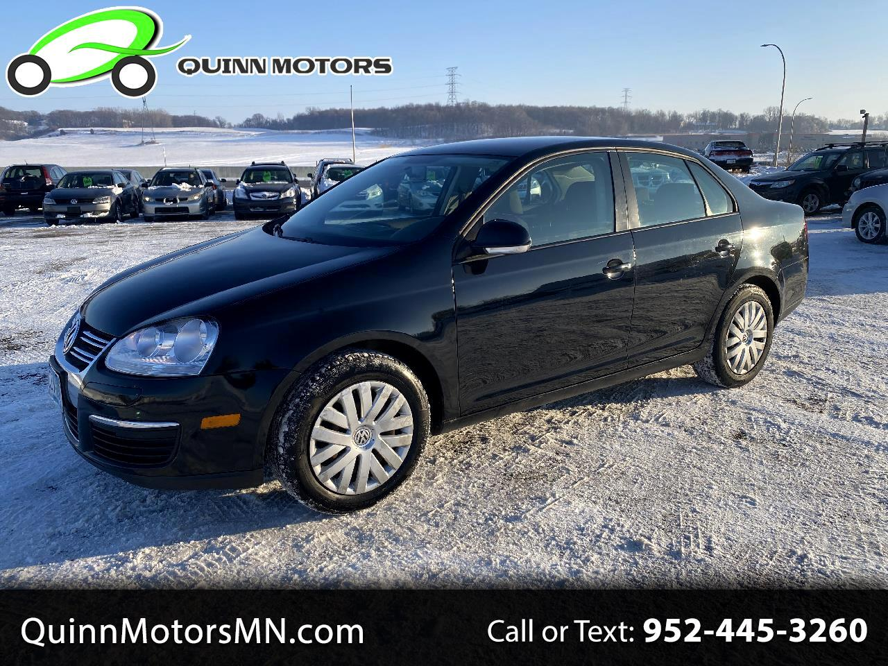 Volkswagen Jetta Sedan 4dr Auto S *Ltd Avail* 2010