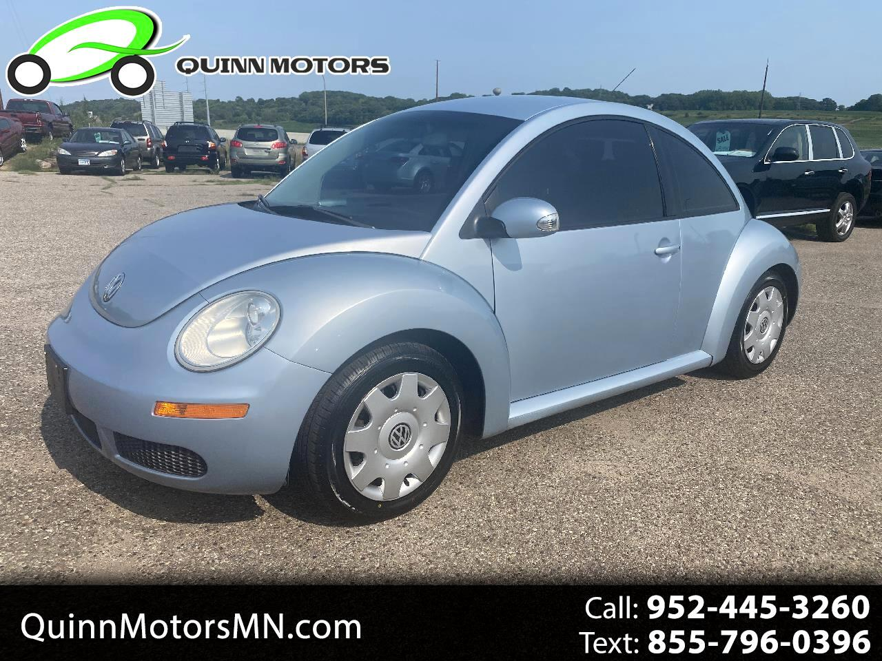 Volkswagen New Beetle Coupe 2dr Auto PZEV 2010