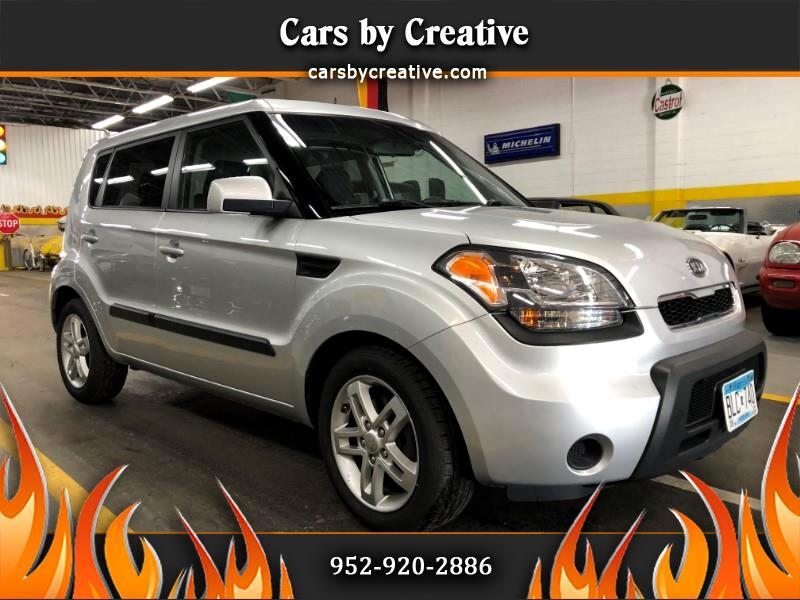 Kia Soul 5dr Wgn Man Base 2011