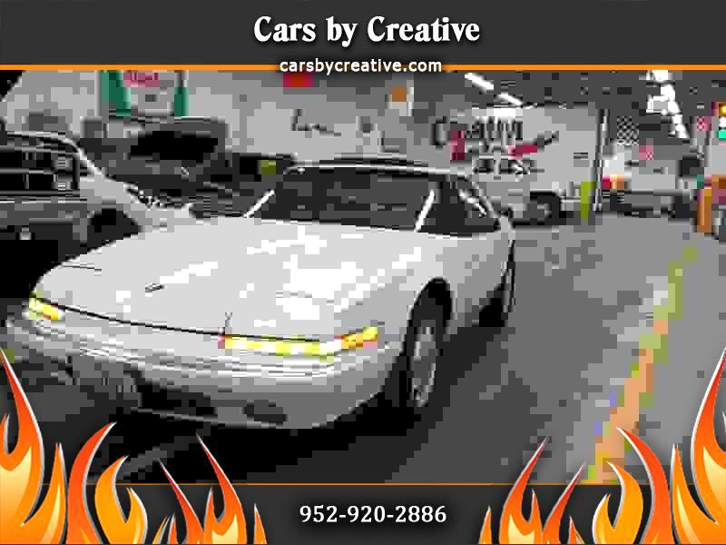 Buick Reatta 2dr Coupe 1991