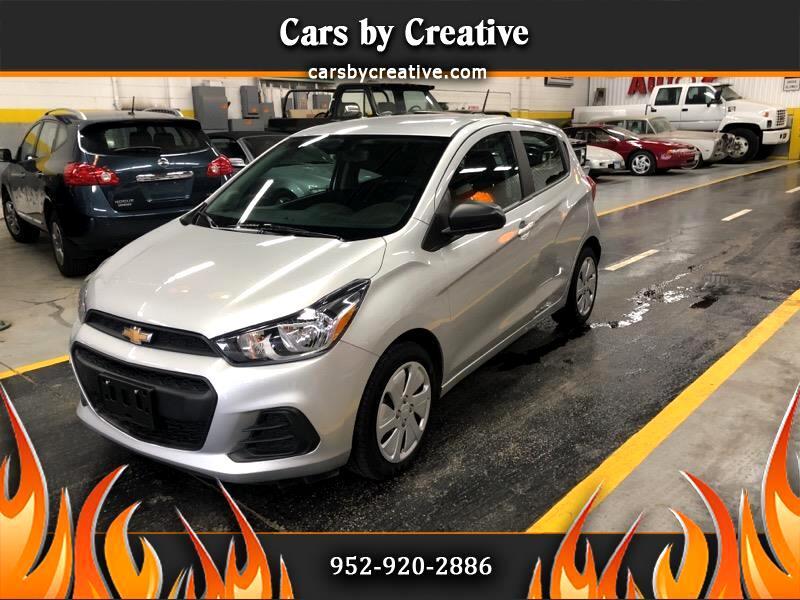 Chevrolet Spark LS CVT 2018